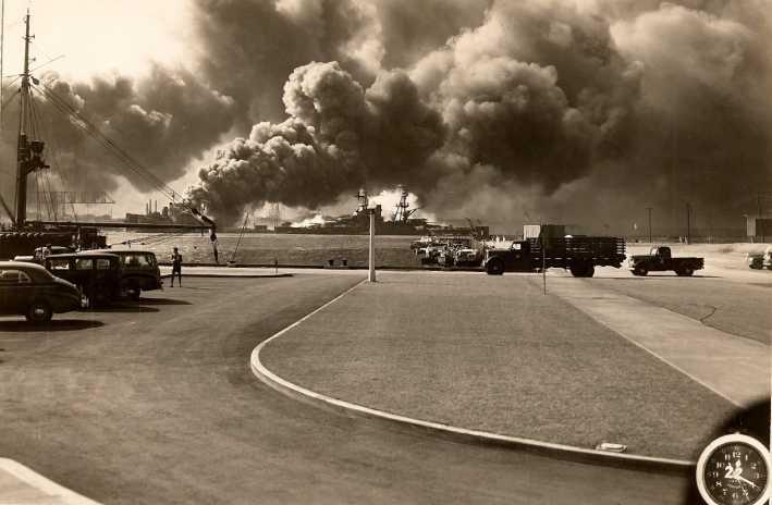 PEARL HARBOUR - 7 DECEMBRE 1941 Att00018