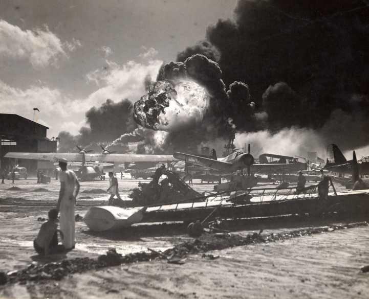 PEARL HARBOUR - 7 DECEMBRE 1941 Att00020