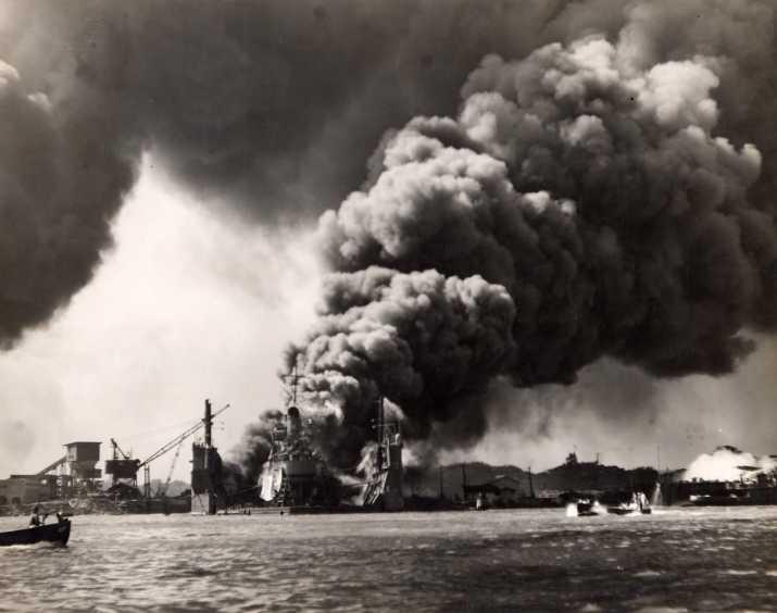 PEARL HARBOUR - 7 DECEMBRE 1941 Att00021