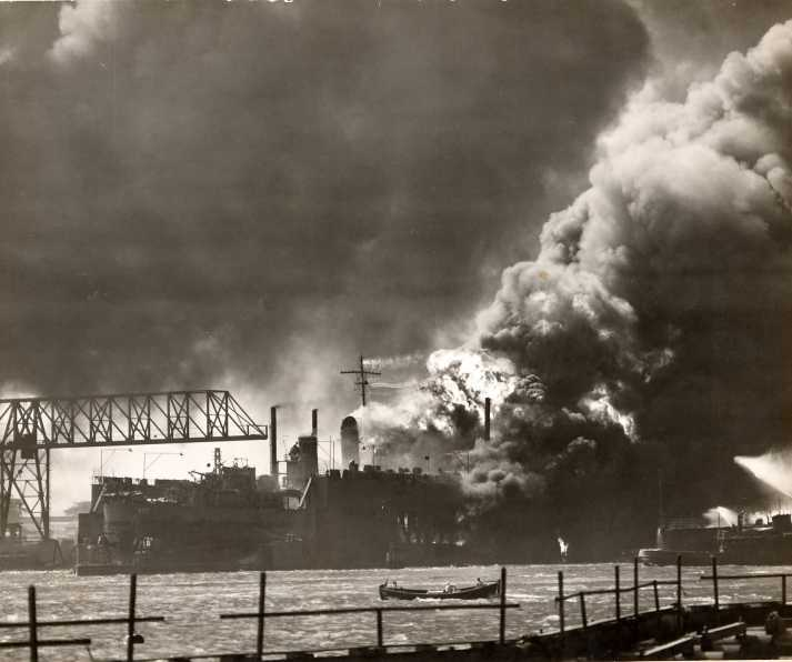 PEARL HARBOUR - 7 DECEMBRE 1941 Att00027