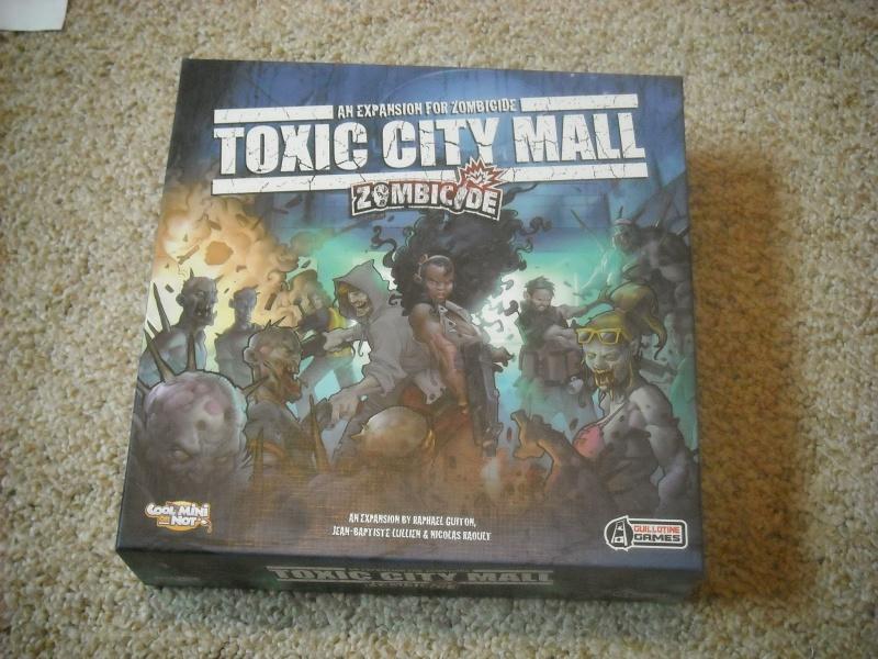 [vente] Zombicide Saison 1 + Toxic City Mall Dscn2511