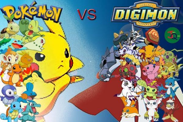 Pokémon vs. Digimon 1_289110