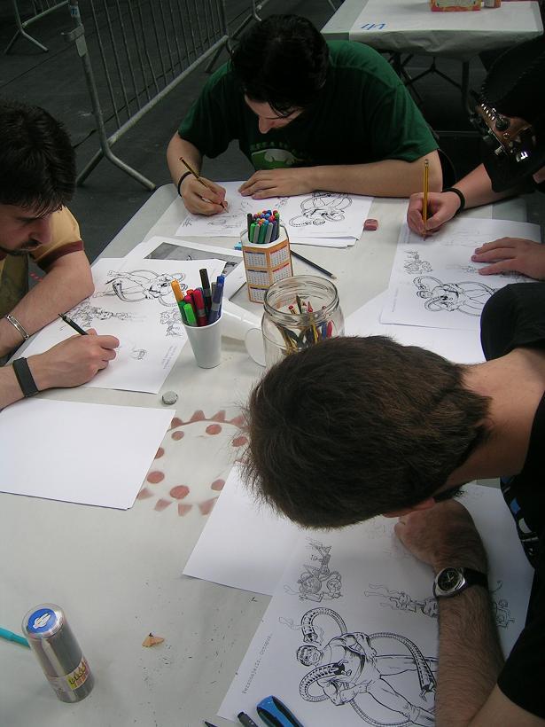 *FOTOS* Encuentros Rúnicos 2009 Dscn2722