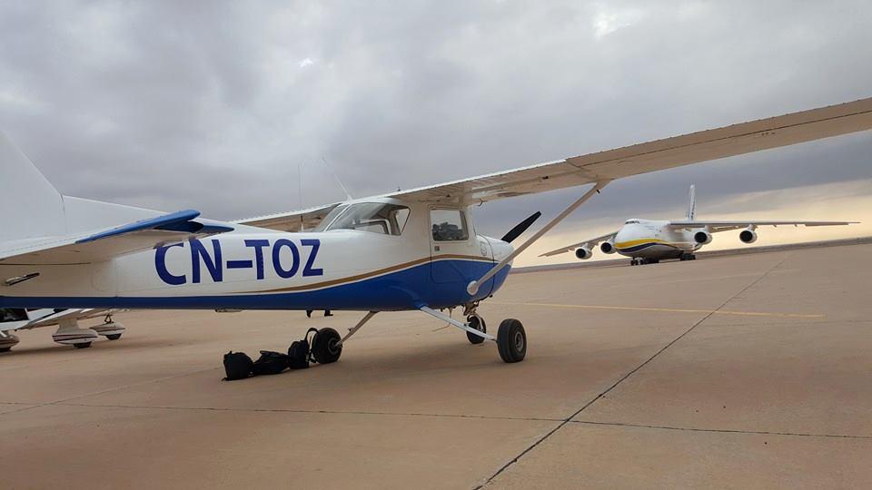 Photos des avions immatriculés au Maroc (CN) 12540510