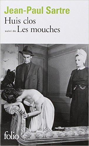 [Jean-Paul Sartre] Huis Clos, suivi de Les Mouches Sartre10