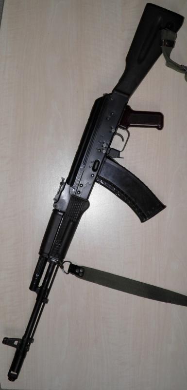 AK-74 bulgare en 222 Rem. : présentation et des questions. Ak-74_10