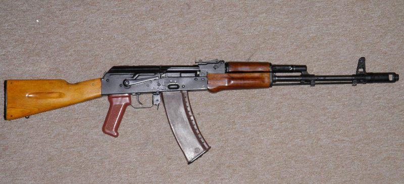AK-74 bulgare en 222 Rem. : présentation et des questions. Cpc90010