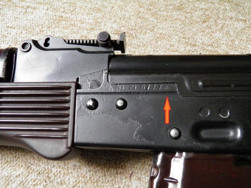 AK-74 bulgare en 222 Rem. : présentation et des questions. Dytail10