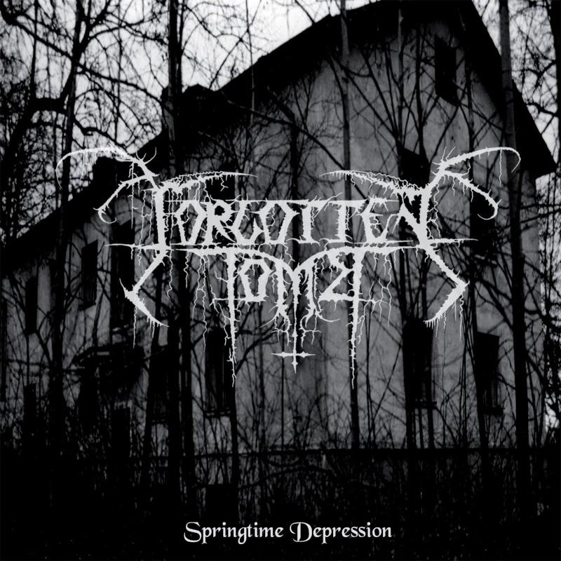 Forgotten Tomb- Springtime Depression 81qexc10