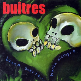 Los Buitres - Buena suerte... Hasta siempre (Rock Uruguayo) Buitre10