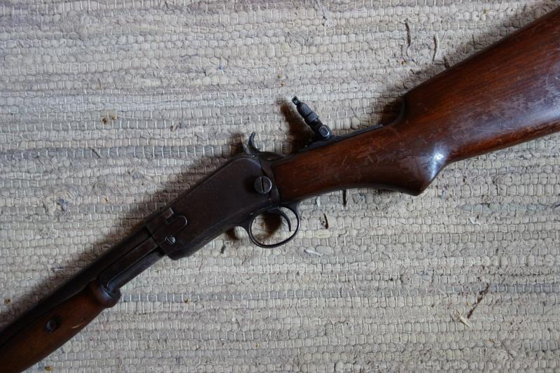 Winchester Mod 62 en vidéo.  Dsc00112