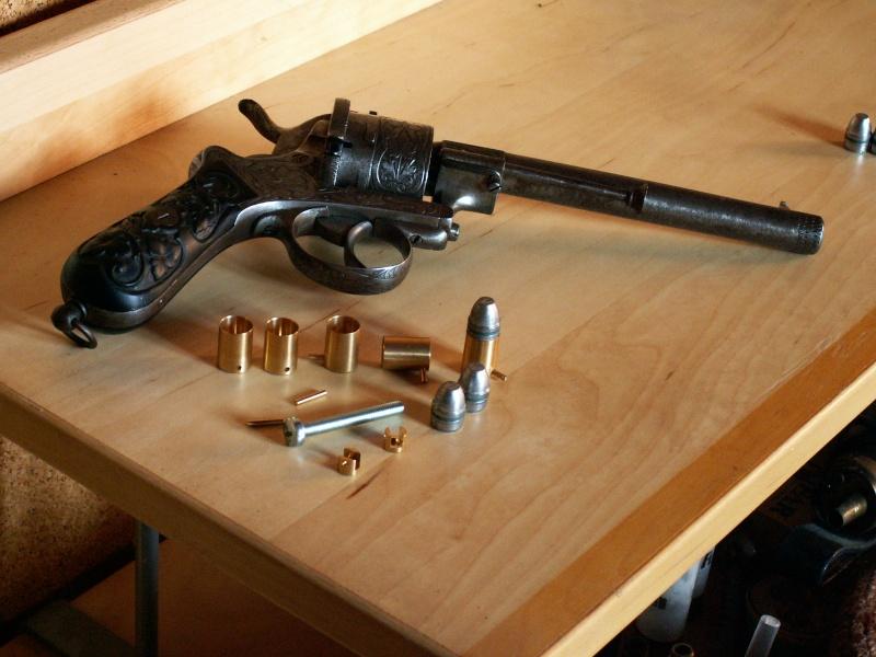Revolver EL couronné Kit_dy10