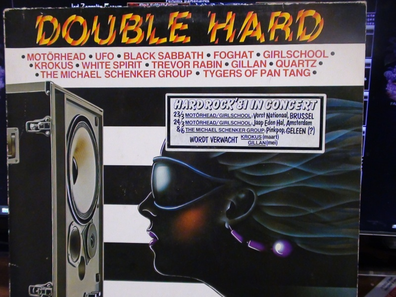 DOUBLE HARD ..VARIOUS ARTIST Dsc00016