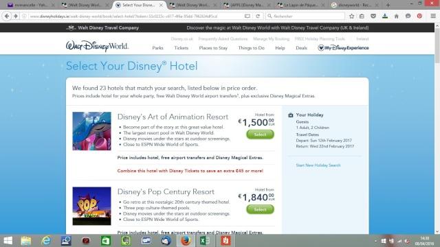 [Walt Disney World Resort] Tout savoir pour préparer son voyage - Page 2 Disney10