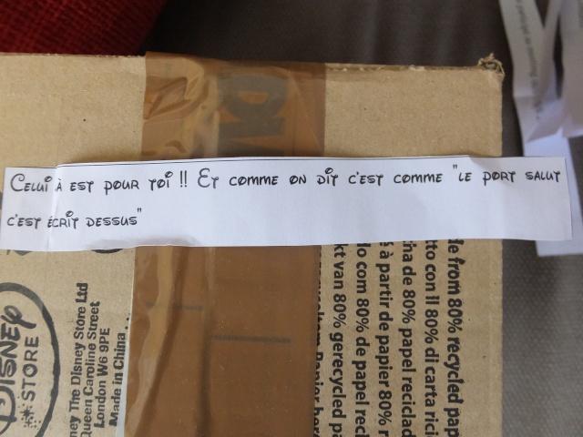 Le Lapin de Pâques surprise  2016 (Inscriptions closes) - Page 3 Dscf8817