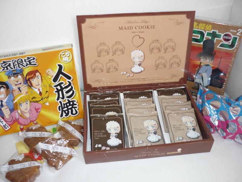 Di ritorno dal Giappone ecco i miei acquisti! - Pagina 2 Biscot10
