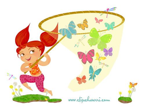 Mariposas de colores 20677110