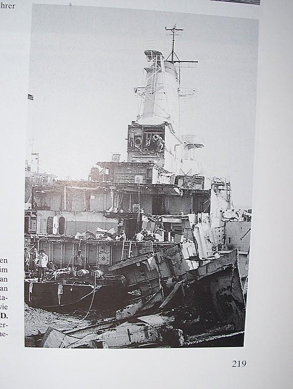 Schulschiff Deutschland 1:250 WHV/Möwe - Verlag FERTIG 0411