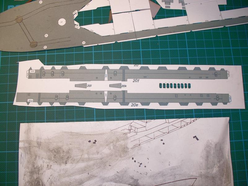 Schulschiff Deutschland 1:250 WHV/Möwe - Verlag FERTIG 1212
