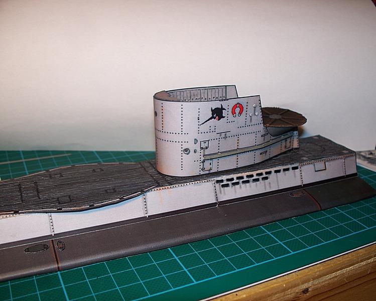 Ollis U-Boot Turm in 1:72 - Seite 3 2412