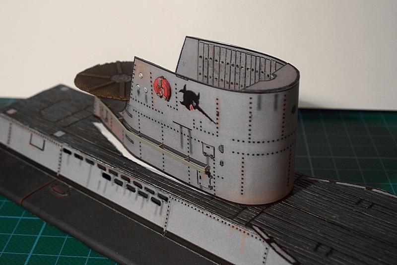 Ollis U-Boot Turm in 1:72 - Seite 3 2512