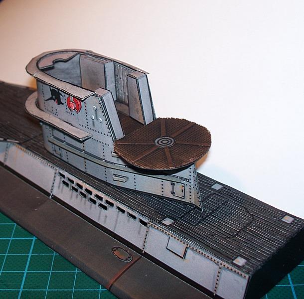Ollis U-Boot Turm in 1:72 - Seite 3 2611