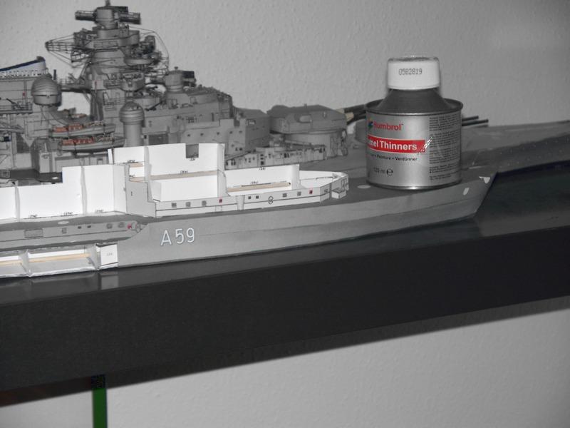Schulschiff Deutschland 1:250 WHV/Möwe - Verlag FERTIG - Seite 2 2612