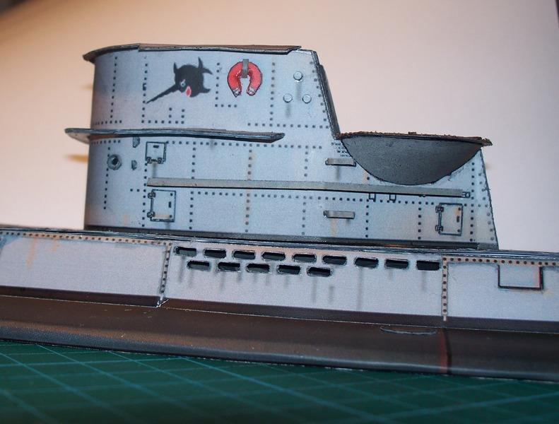 Ollis U-Boot Turm in 1:72 - Seite 3 2711