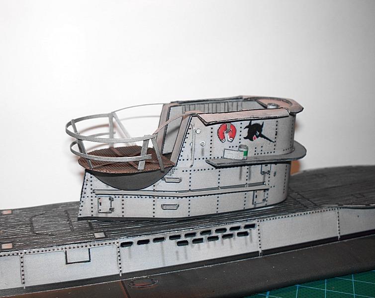 Ollis U-Boot Turm in 1:72 - Seite 4 2811