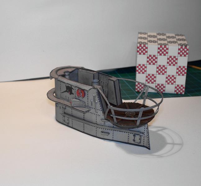 Ollis U-Boot Turm in 1:72 - Seite 4 3210