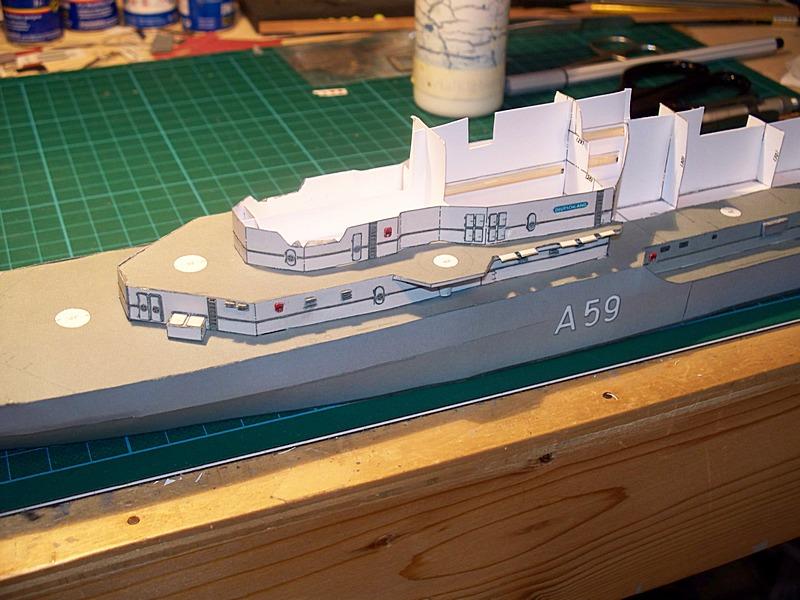Schulschiff Deutschland 1:250 WHV/Möwe - Verlag FERTIG - Seite 2 3611