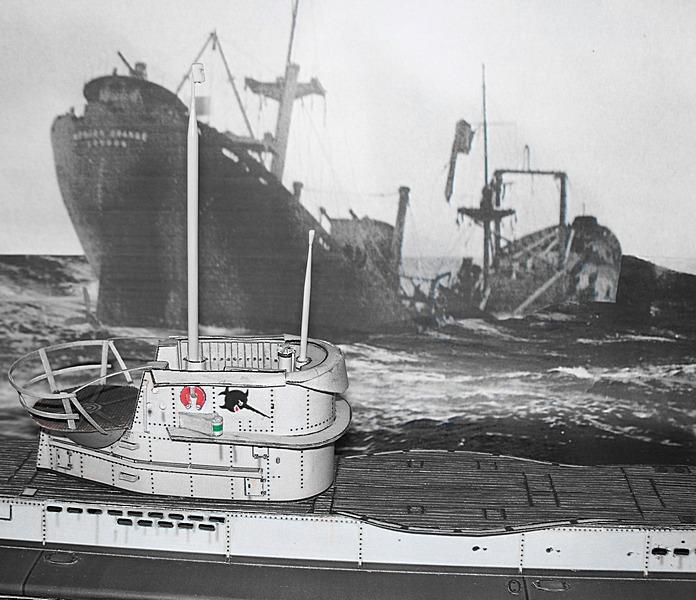 Ollis U-Boot Turm in 1:72 - Seite 4 4710
