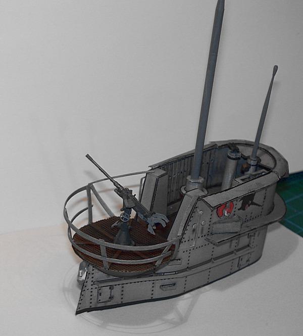 Ollis U-Boot Turm in 1:72 - Seite 5 5010
