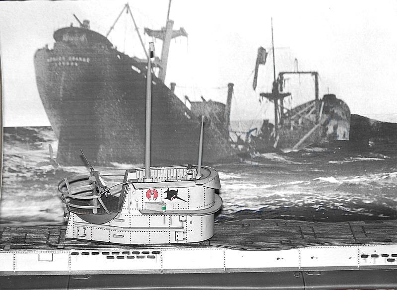 Ollis U-Boot Turm in 1:72 - Seite 5 5110