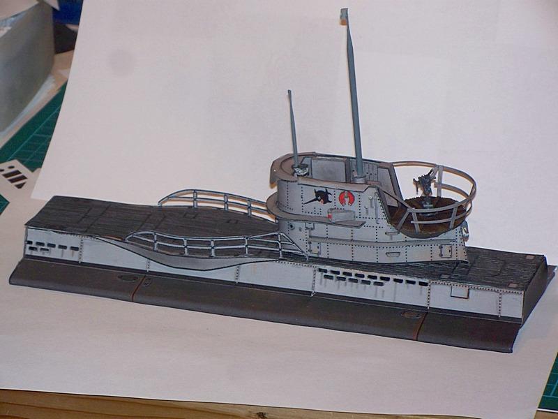 Ollis U-Boot Turm in 1:72 - Seite 5 5811