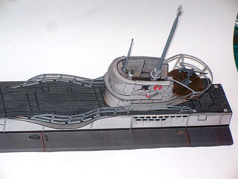 Ollis U-Boot Turm in 1:72 - Seite 5 5911