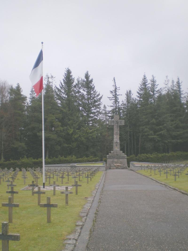 Nécropole nationale du Wettstein (Alsace) Imgp5021