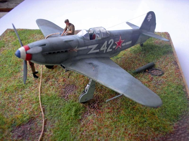 Yak 3 de pierre Matras P1010017