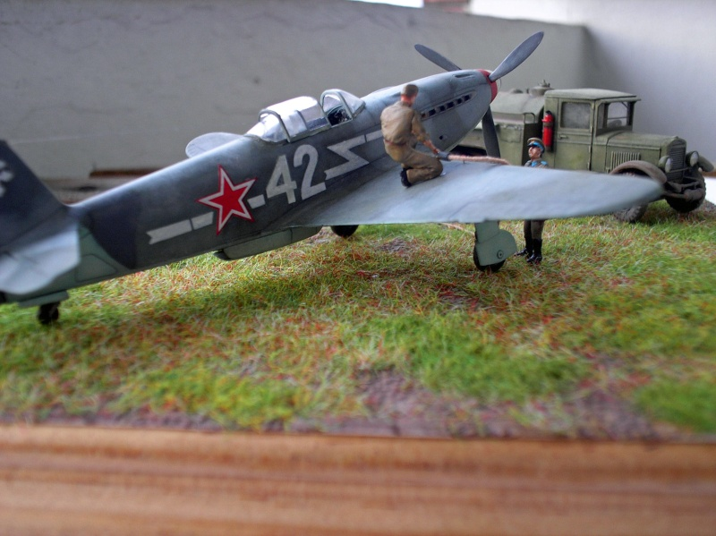 Yak 3 de pierre Matras P1010020