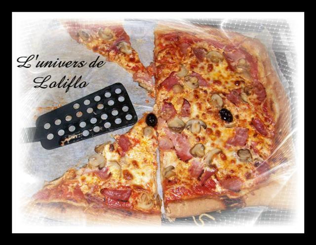Pizza et fougasses etc... - Page 2 100_1117