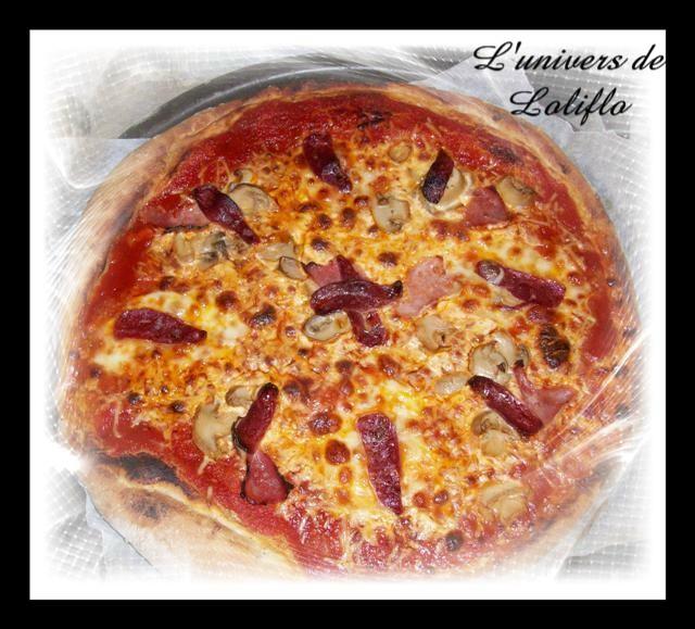 Pizza et fougasses etc... - Page 2 100_1118