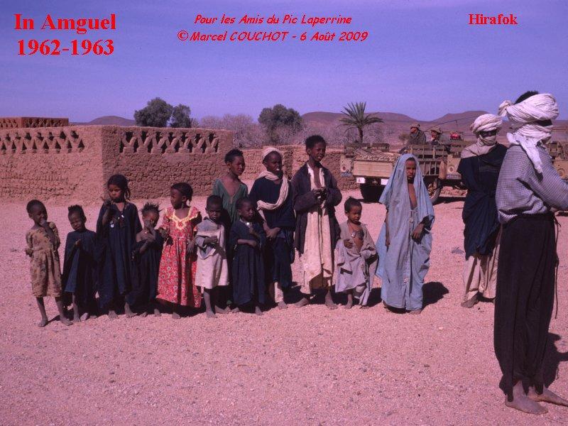 Le Village d'Hirafok en 1962 Enfant10