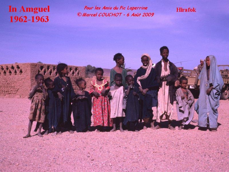 Le Village d'Hirafok en 1962 Enfant11
