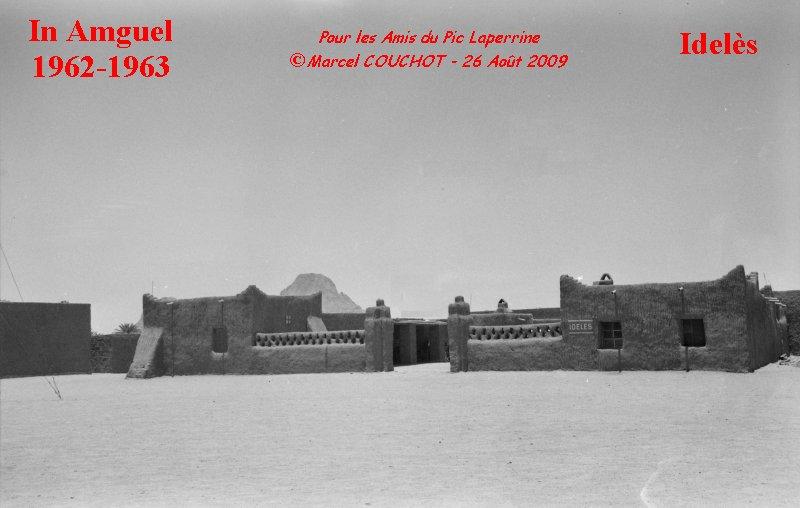 Le Village d'Idelès en 1962 Ideles10