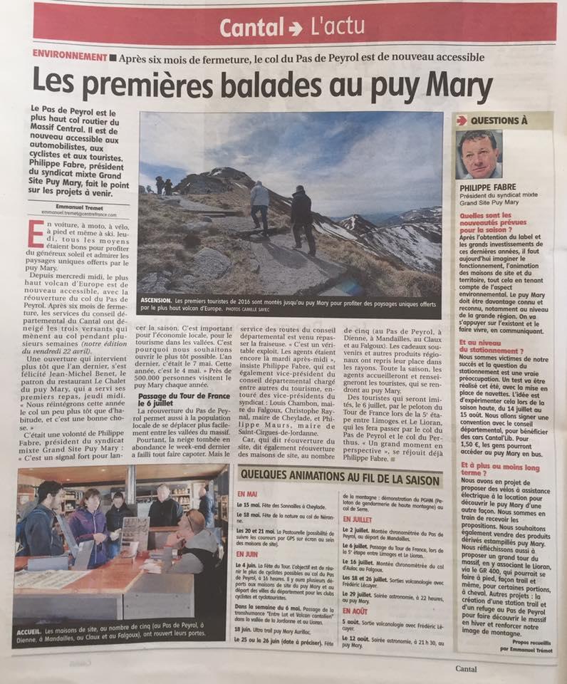 L'actu du puy Mary - Page 4 13138810