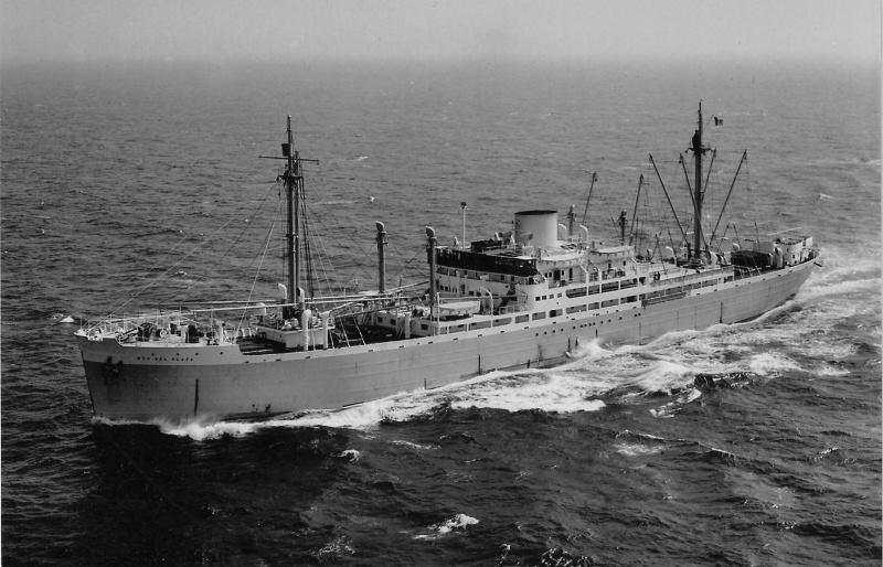 MAR DEL PLATA   Compagnie Maritime Belge Mar_de10
