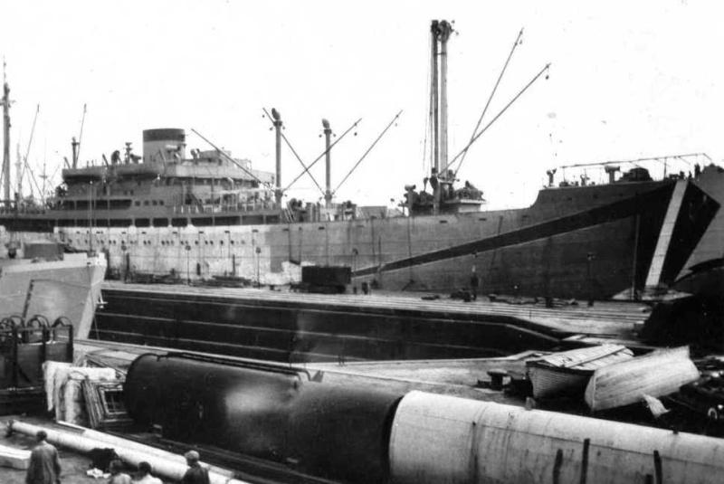 MAR DEL PLATA   Compagnie Maritime Belge Mar_de12