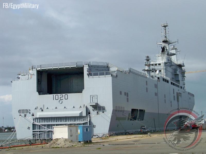 Egyptian navy - Marine Egyptienne Mistra10
