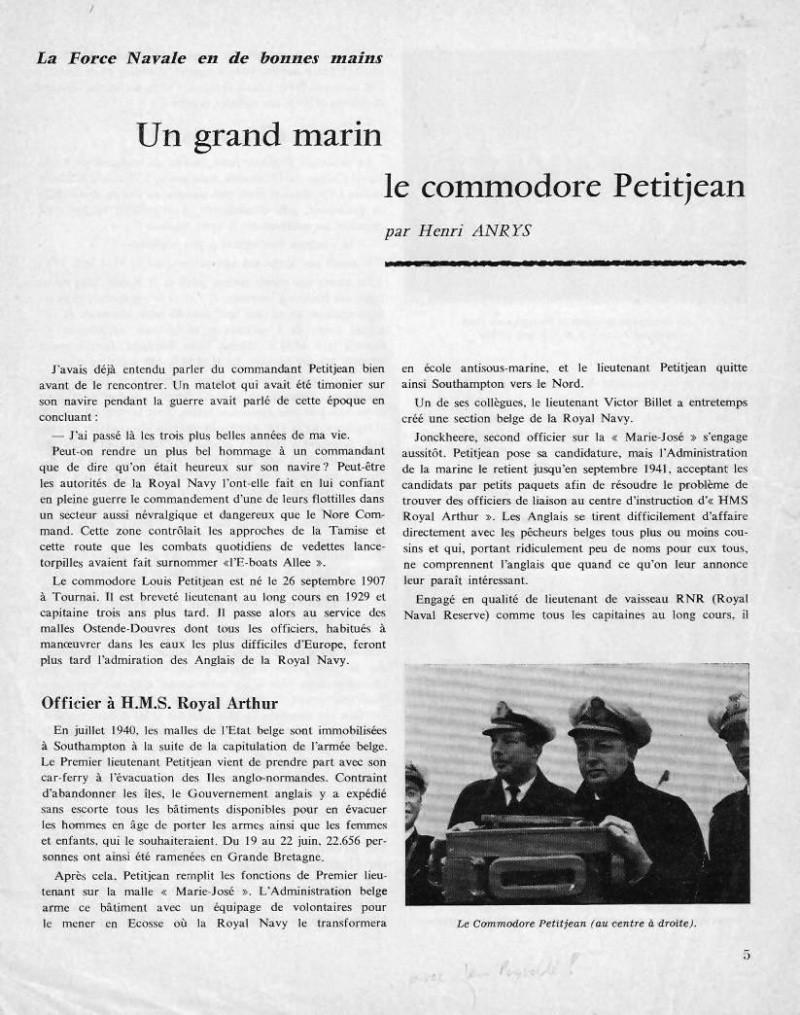 Commodore PETITJEAN P110