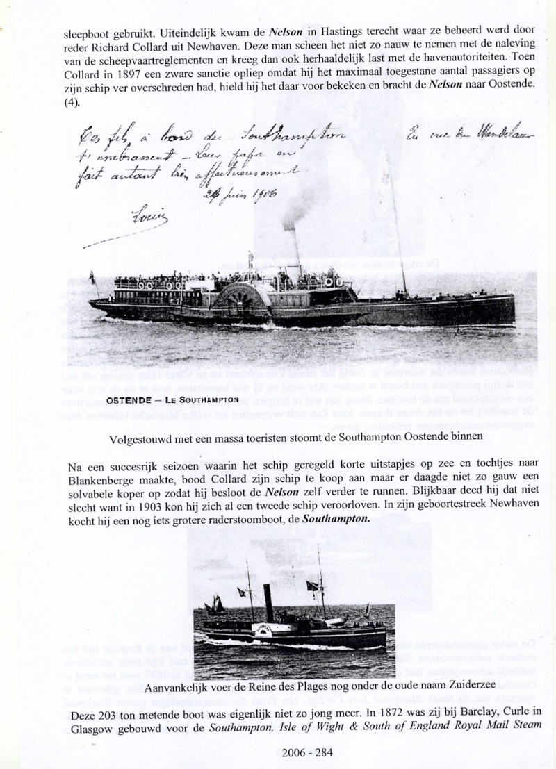 Les Bateaux d'excursions en mer des ports belges - Page 3 Southa10